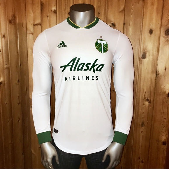 100% authentic 3708a 9e0f4 NWT! Adidas MLS 2018/2019 Portland Timbers Jersey NWT